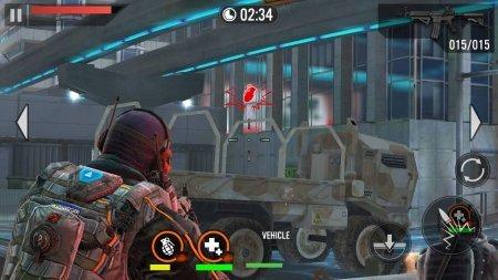 взлом Frontline Commando