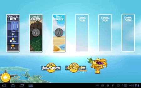 взломанная Angry Birds Rio
