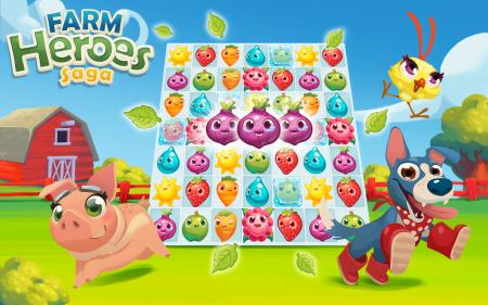 Farm Heroes Saga скачать