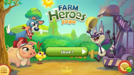 Farm Heroes Saga скачать андроид