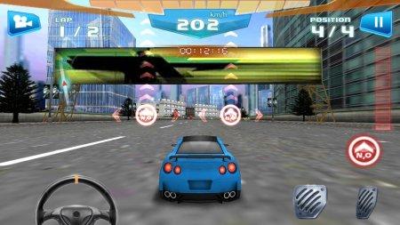 взлом Быстрые гонки 3D - Fast Racing