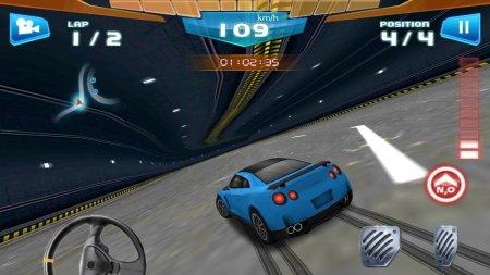 Скачать Быстрые гонки 3D - Fast Racing