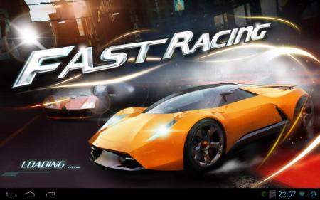 Быстрые гонки 3D - Fast Racing на андроид