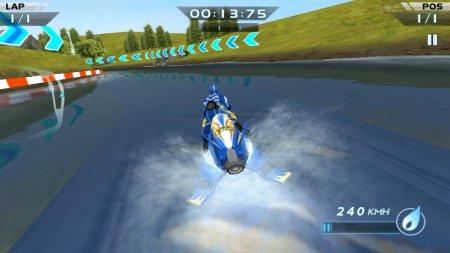 Скачать Гонки водных мотоциклов 3D