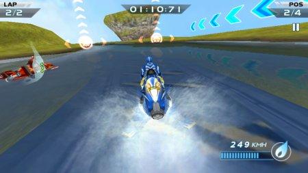 взлом Гонки водных мотоциклов 3D