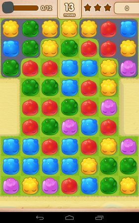 Jelly Splash на андроид