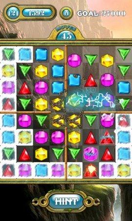 скачать Драгоценных камней Jewels Saga на андроид