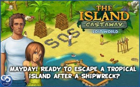 Мод Island Castaway: Затерянный Мир на андроид
