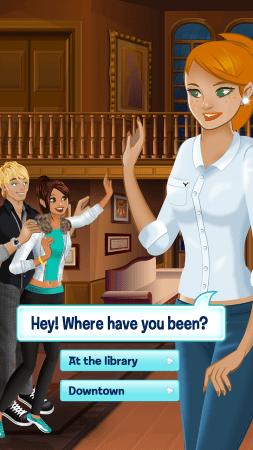 Мод Эпизод – выберите вашу историю на андроид
