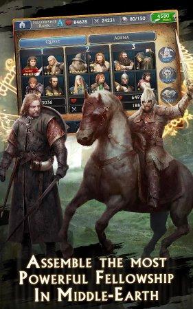 Мод Lord of the Rings: Legends на андроид