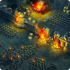 Throne Rush на андроид