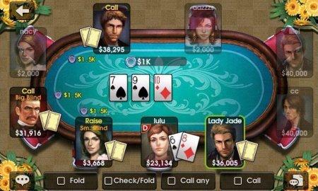 Мод DH Texas Poker для андроид