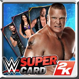 WWE SuperCard на андроид