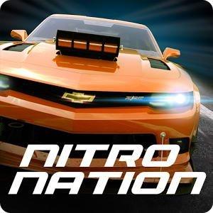 Nitro Nation Гонки на андроид
