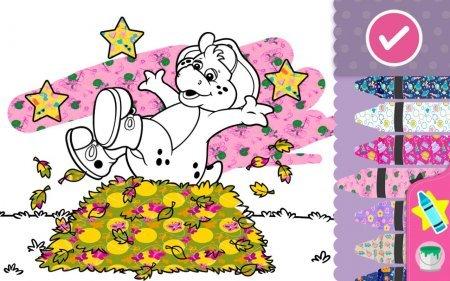 Мод Color with Barney на андроид