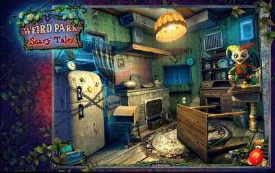 Мод Таинственный парк 2: Страшные сказки для Android