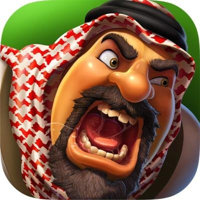 Tribal Rivals для Android