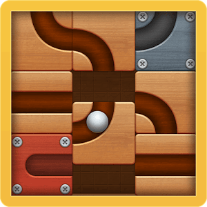 Roll the Ball: slide puzzle для Android