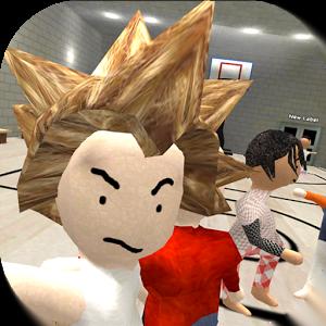 Школа Хаоса: 3D открытый мир для Android