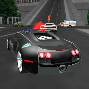 Crazy Driver Police Duty 3D для Android