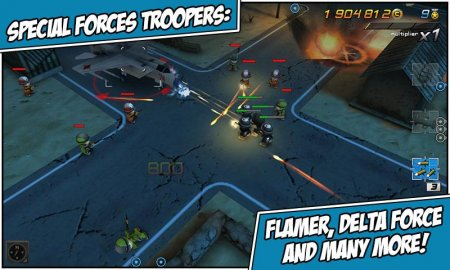 Мод Tiny Troopers 2: Special Ops для Android