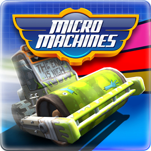 Micro Machines для Android