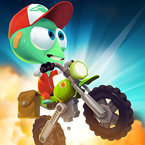 Big Bang Racing для Android