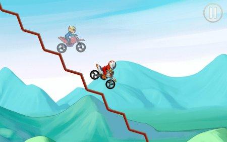 Мод Bike Race для Android
