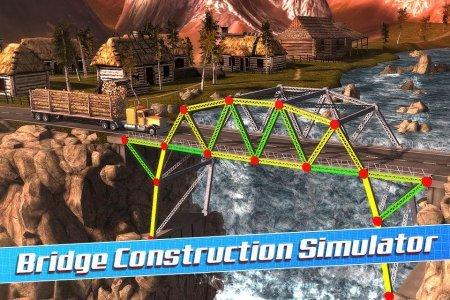 Мод Bridge Construction Simulator для Android