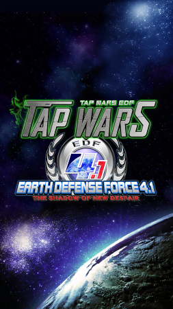 Мод TapWars:EARTH DEFENSE FORCE4.1 для Android