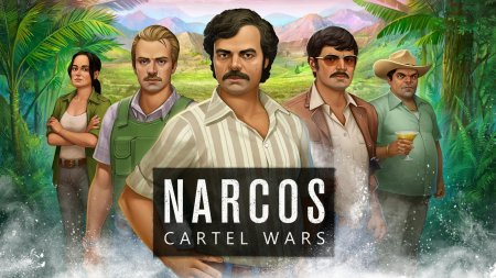 Мод Narcos: Cartel Wars для Android