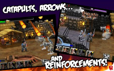 Мод Army of Darkness Defense для Android