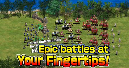 Мод Empire Defense для Android