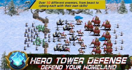Мод Empire Defense для Android
