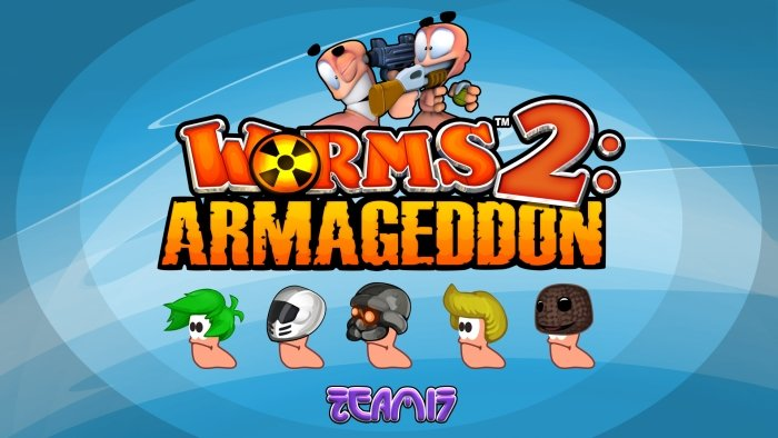Червячки 2: Армагеддон (Worms 2 Armageddon)