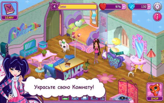 Winx fairy school скачать на андроид бесплатно.