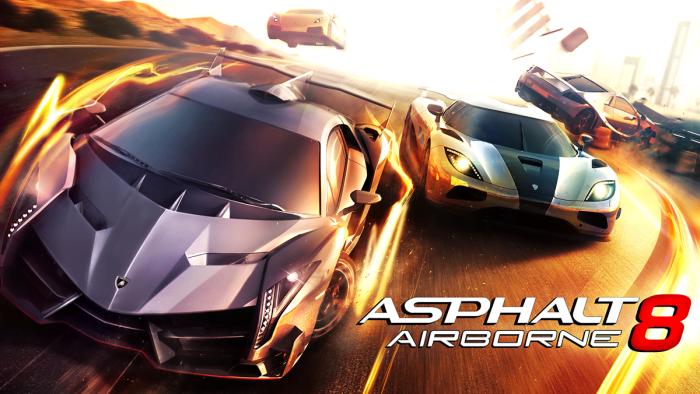 Скачать игру asphalt overdrive на андроид