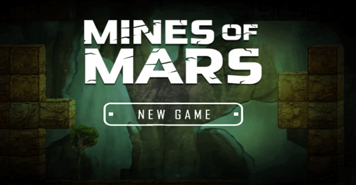 ���������� Mines of Mars �� Android