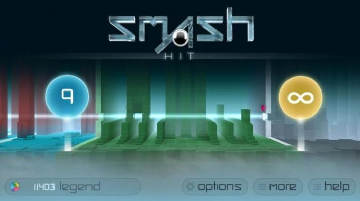 скачать игру Smash Hit на андроид с бесконечными шарами на андроид - фото 9