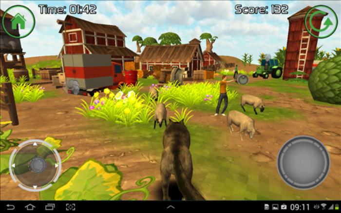 симулятор волка скачать торрент - фото 10