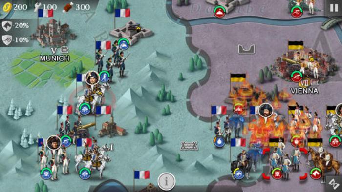 Европа 3 Война Наполеона