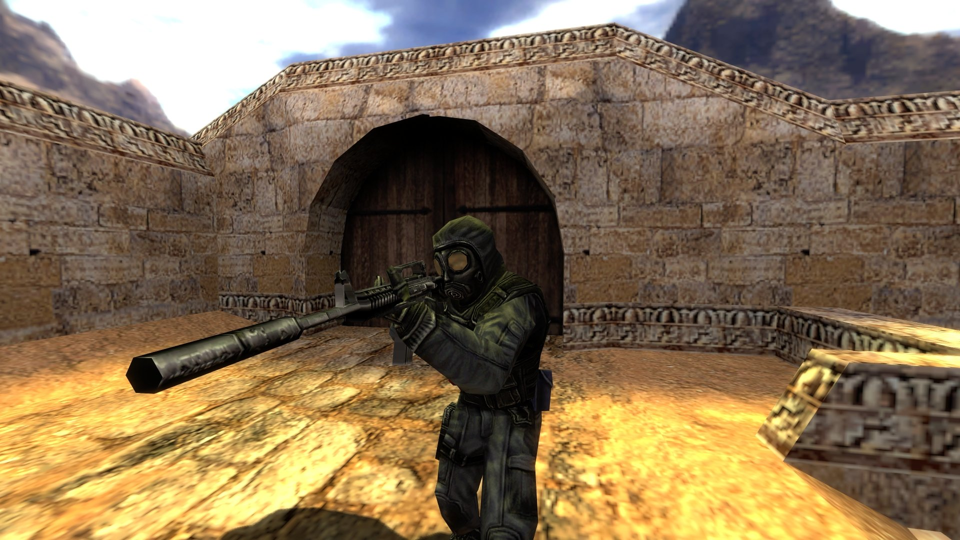 Counter strike 1. 6 android gameplay proapk android ios.