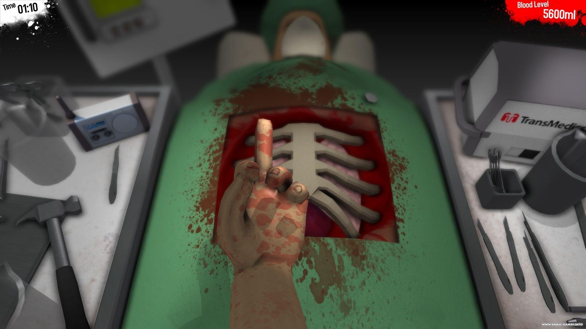 Симулятор хирурга скачать на андроид