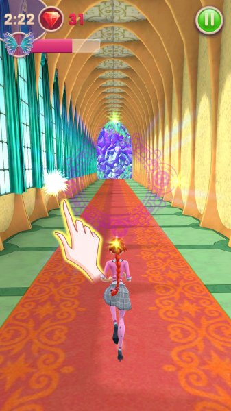 Скачать на андроид игру winx bloomix quest