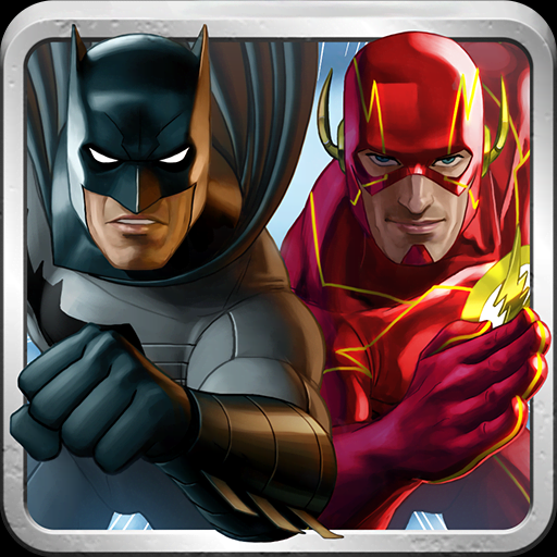 Batman and The Flash Hero Run