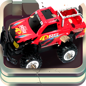 3D Monster Truck Parking Game на андроид