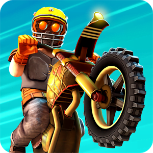 Мод Trials Frontier для Android