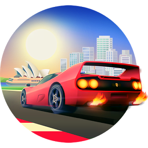 Мод Horizon Chase - World Tour для Android