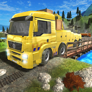 Мод Truck Driver Extreme 3D для Android